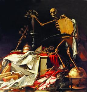 In Ictu Oculi (In the Twinkling of an Eye), Juan de Valdés Leal